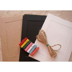 Hanging Photo Frame Set