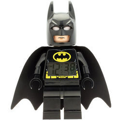 Batman Lego Minifigure Alarm Clock