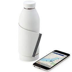 Find a Fountain Water Bottle with App