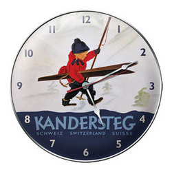 Kandersteg Ski Clock