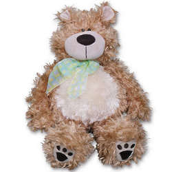 Personalized Witherspoon Teddy Bear