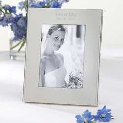 Darling Wedding Picture Frame