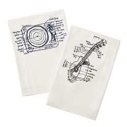 Music Tea Towels