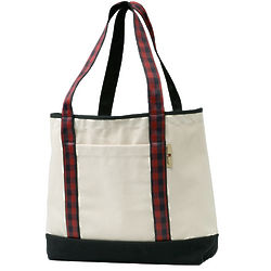 Highland Classic Canvas Tote