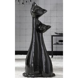 Cool Kitties Statue