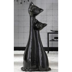 Cool Kitties Statue