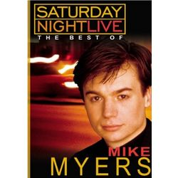SNL Best of Mike Myers DVD
