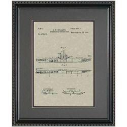 Submarine Patent Art Print