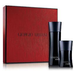 Men's Armani Code Gift Set