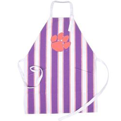 Clemson Tigers Tailgate and BBQ Apron
