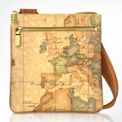 1a Prima Classe Flat Cross-Body Bag
