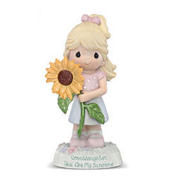 Precious Moments® Granddaughter You Are My Sunshine Figurine