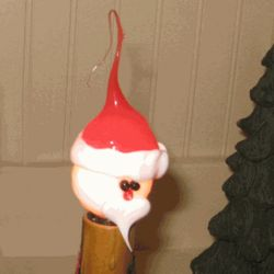 Silicone Santa Bulb