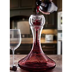 Trevi Aerating Wine Decanter