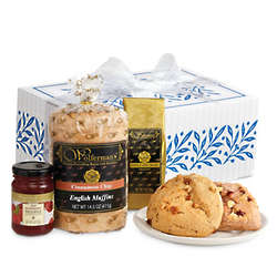 Get Up and Go Breakfast Gift Box