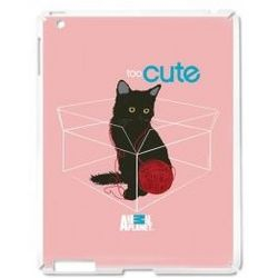 Too Cute Cat iPad 2 Cover