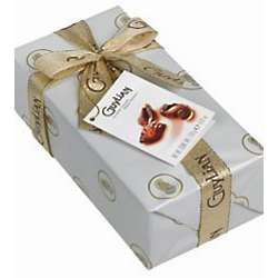 Silver Chocolate Seashells Gift Box
