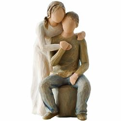Willow Tree You and Me Figurine