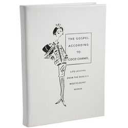 The Gospel According to Coco Chanel - Leather Bound Edition Book