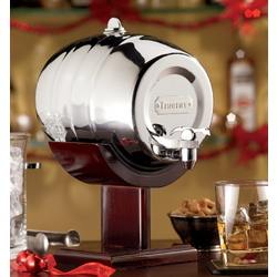 Personalized Liquor Keg