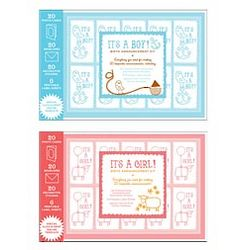 Birth Announcement Kits