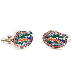 University of Florida Enamel Cufflinks