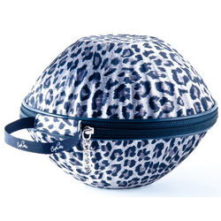 Snow Leopard Luggage Case