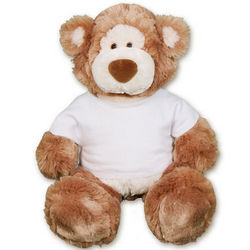 "Personalized 18"" Alfie Bear"