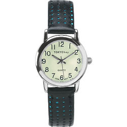 Women's Picadilly Leather Watch