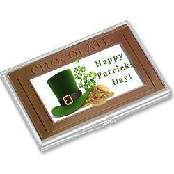 Saint Patrick's Day Mega Chocolate Bar
