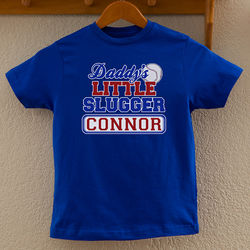 Lil' Slugger Personalized Youth T-Shirt