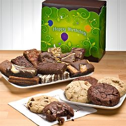 Birthday Cookie and Sprite Gift Box