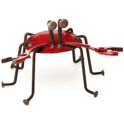Crab Garden Sculpture