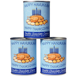 Happy Hanukkah and Happy Thanksgiving 2013 Cocoa