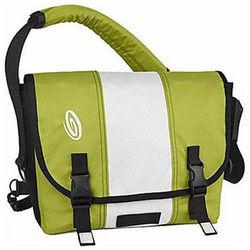 Small Gunnison and White Messenger Bag