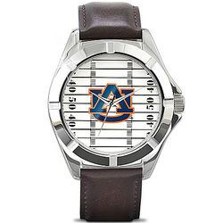 Auburn University Tigers Men's Watch with Team Logo