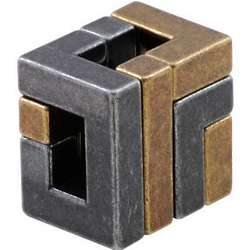 Hanayama Cast Coil Metal Puzzle
