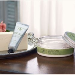 Pre de Provence Shea Butter Soap and Cream Set