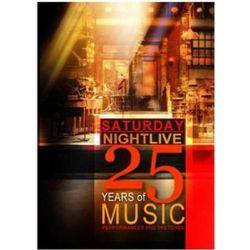 SNL 25 Years of Music DVD
