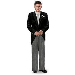 John F. Kennedy Commemorative Bridegroom Doll