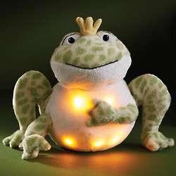 Twinkling Fireflies Frog Prince