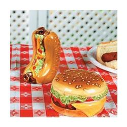 Picnic Salt & Pepper Shakers