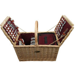Sangria Insulated Picnic Basket