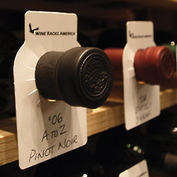 Wine Racks America 100 Wine Bottle Tags