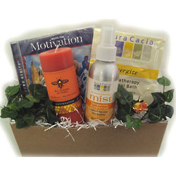 Energize and Invigorate Aromatherapy Gift Tray
