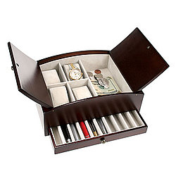 Treasure Box with Pen Drawer
