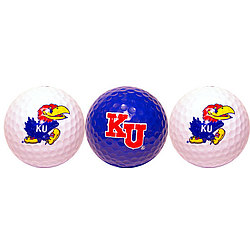College Logo Golf Balls