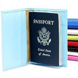 Personalized Passport Jacket