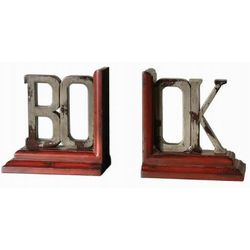 """Book"" Bookends"