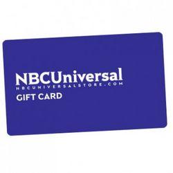 $50 NBC Universal E-Gift Card